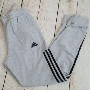Adidas Three Stripe Joggers